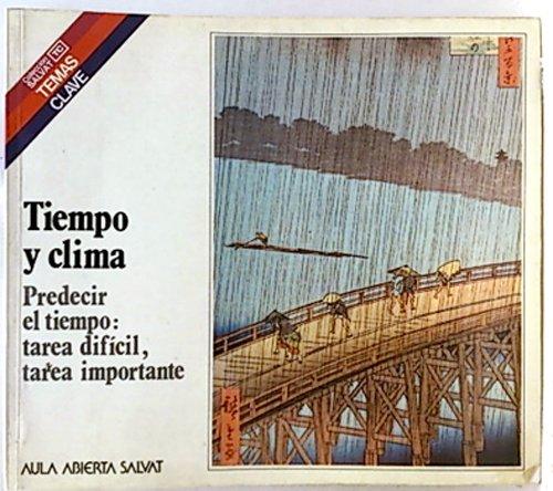 Tiempo y clima: Toharia Cortes, Manuel