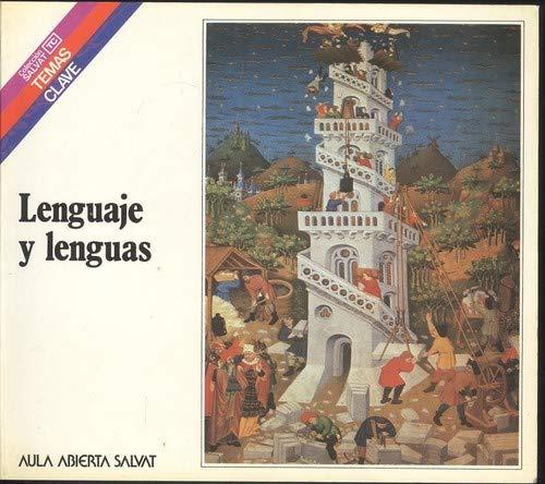 9788434578319: Lenguaje y lenguas.