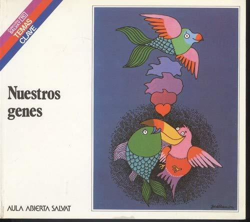 Nuestros genes: Cerdà Olmedo, Enrique