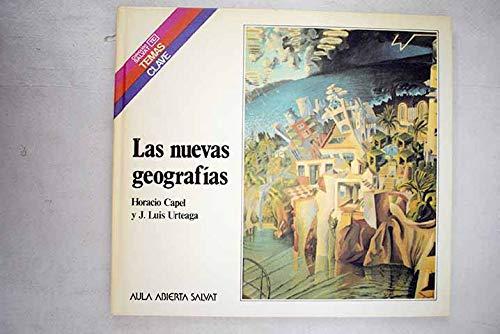 9788434579736: Las nuevas geografías