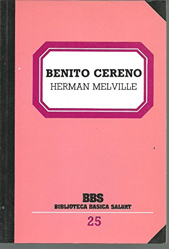 book analysis benito cereno