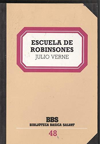 9788434580510: ESCUELA DE ROBINSONES