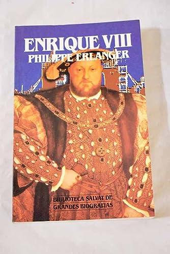 9788434582200: Enrique VIII (Biblioteca Salvat De Grandes Biografias, 75)