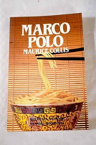 9788434582255: Marco Polo