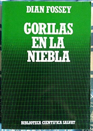 9788434583641: Gorilas en la Niebla