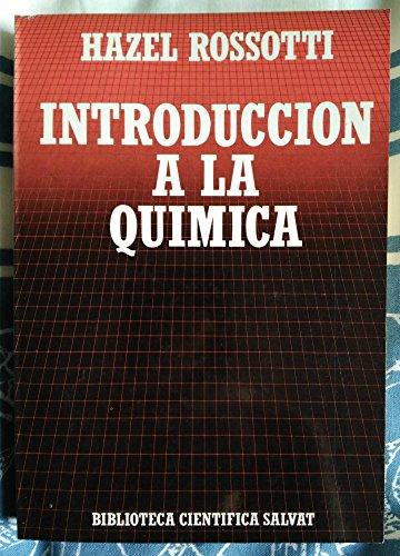 9788434583887: Introducción a la quimica