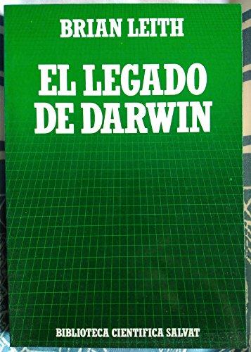9788434584075: El legado de Darwin