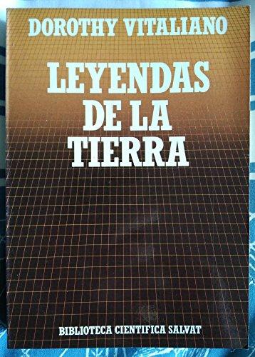 LEYENDAS DE LA TIERRA: Dorothy Vitaliano