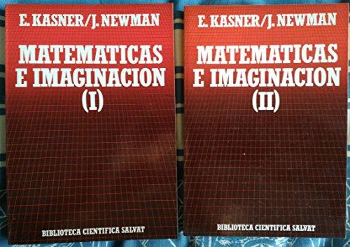9788434584358: Matematicas e Imaginacion. 2 Vol. Obra Completa