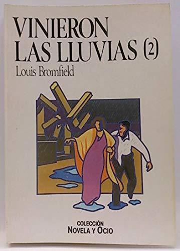9788434584761: Vinieron Las Lluvias(2)