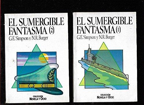 9788434585522: SUMERGIBLE FANTASMA - EL (2 T)