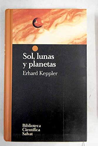 9788434589094: Sol, lunas y planetas
