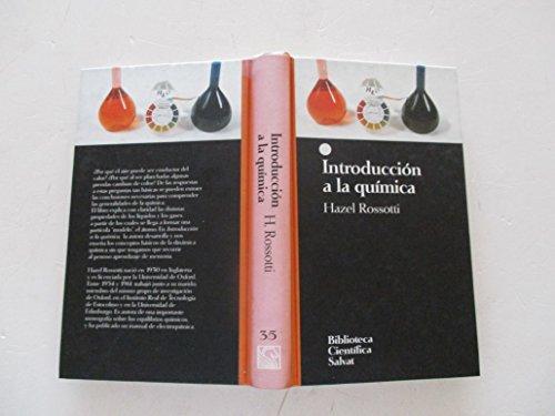9788434589155: Introduccion a la quimica
