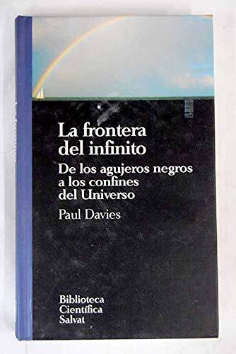 9788434589384: La frontera del infinito