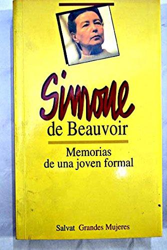 9788434591899: Memorias de una joven formal