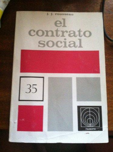 9788434600799: El contrato social