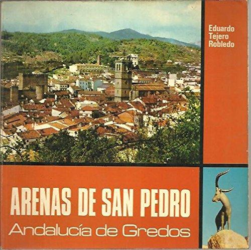 9788434806887: Arenas de San Pedro: Andalucía de Gredos (Spanish Edition)