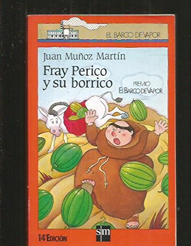 9788434808638 Fray Perico Y Su Borrico Brother Perico And His Donkey Spanish Edition Abebooks Munoz Martin Juan 8434808633