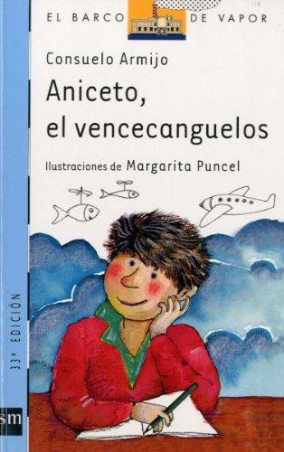 Aniceto, el Vencecanguelos: Armijo, Consuelo