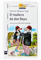9788434812871: El muñeco de Don Bepo (Barco de Vapor Blanca)