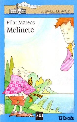 9788434813724: Molinete (Barco de Vapor Azul)