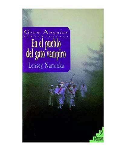 9788434816589: Pueblo del gato vampiro, en el (Gran Angular)