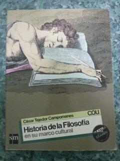9788434819382: Historia de la filosofia c o u