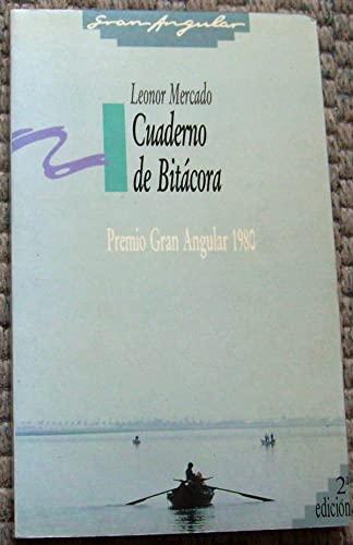 9788434822153: Cuaderno de bitacora