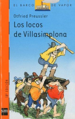 Los locos de Villasimplona: Otfried Preissler