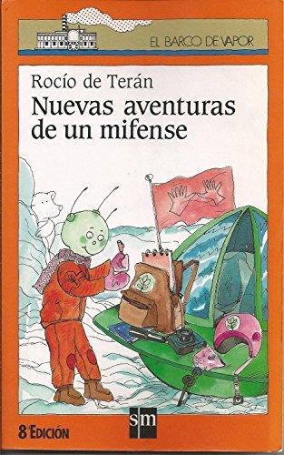 9788434827127: Nuevas Aventuras de Un Mifense- B.V.N. - 55 (Spanish Edition)