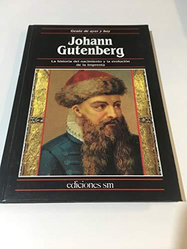 Johannes gutenberg: n/a