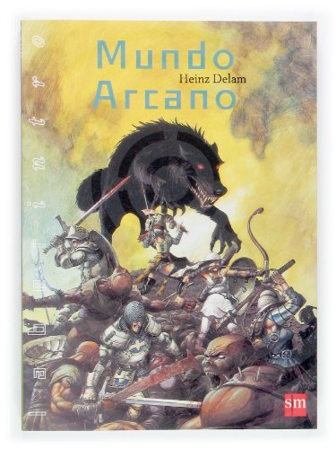 9788434836884: Mundo Arcano / Secret World (Laberintro) (Spanish Edition)