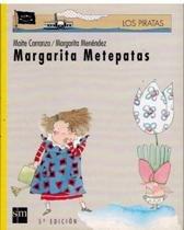 9788434837980: Margarita metepatas (piratas 2)