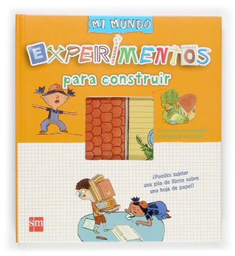9788434841581: Experimentos para construir