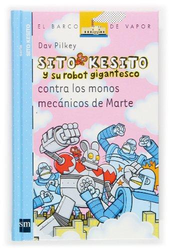9788434844544: Los Monos Mecanicos De Marte (Spanish Edition)