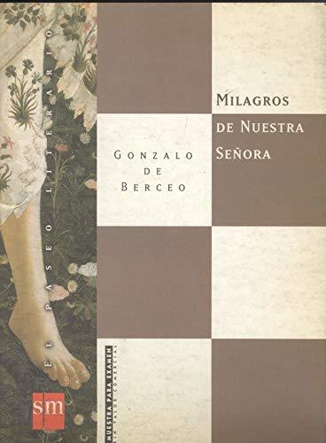 9788434848832: Milagros de Nuestra Señora (El paseo literario)