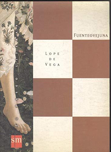 9788434848887: El paseo literario Fuenteovejuna