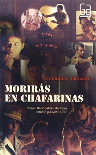 9788434850910: Morirás en Chafarinas (Gran angular)