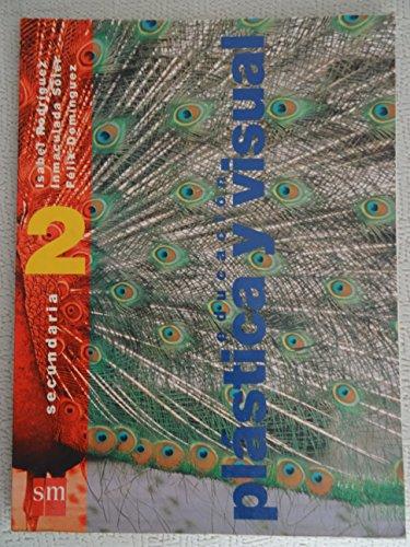 9788434853652: Educacion plastica y visual, 2 eso