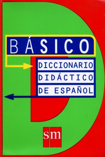 9788434854369: Diccionario Didactico De Espanol Basico/Didactic Dictionary of Basic Spanish (Spanish Edition)