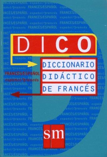 9788434854383: Dicc. Dico Didactico De Frances