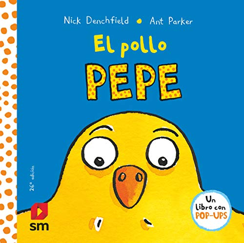 El pollo Pepe - pòp up - Formato mini