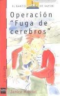 9788434856943: Operacion fuga de cerebros/ Brain Drain (Spanish Edition)