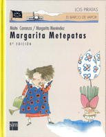 9788434857094: Margarita Metepatas (Los piratas)