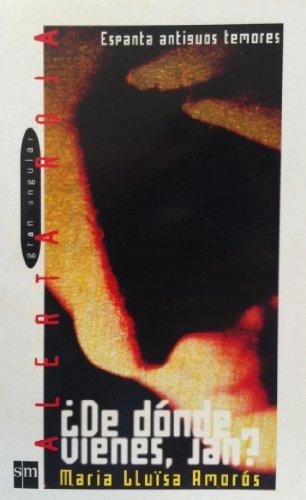 9788434859975: De Donde Vienes, Jan? (Spanish Edition)
