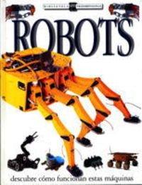 9788434862913: Robots (Biblioteca tridimensional)