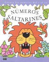9788434863019: Números saltarines (Divertidos)