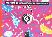 9788434866942: Proyecto de activación de la inteligencia, 4 PAI. Educación Infantil