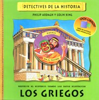 9788434871359: Los griegos (Detectives de la historia)