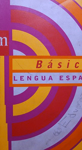 9788434872066: Diccionario Basico Lengua Espanola / Dictionary of Basic Spanish (Spanish Edition)
